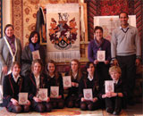 Barrow Hills School at The Oriental Rug Gallery Ltd