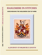 DVD of Haslemere In Stitches by The Oriental Rug Gallery Ltd