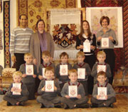 Haslemere Preparatory School at The Oriental Rug Gallery Ltd