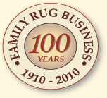 Our 100-year Family Rug Business