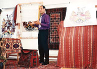 The Oriental Rug Gallery Talk at Haslemere Festival