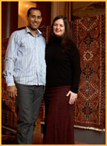 Anas & Sandre, Rug Specialists at The Oriental Rug Gallery Ltd.jpg