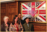 The Queen's Diamond Jubilee Embroidery Honorary Presentation by The Oriental Rug Gallery.jpg